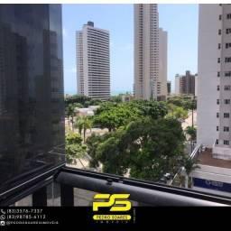 Título do anúncio: Apartamento com 4 dormitórios para alugar, 220 m² por R$ 6.000/mês - Altiplano Cabo Branco