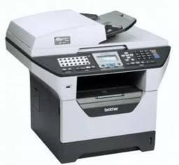 Impressora Multifuncional Brother Laser MFC8480DN no estado