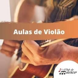 Título do anúncio: Aulas de violão (Anápolis)