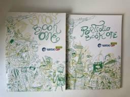 BOOK ONE + PORTFOLIO WISE UP TEENS