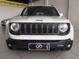 Jeep Renegade Longitude 1.8 aut. 2019 // estado de novo // com garantia // ipva 2021