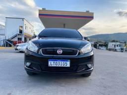 Título do anúncio: Fiat grand siena 2019 attractive com GNV