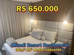 Título do anúncio: Mundi Resort