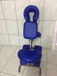 Cadeira de massagem portátil