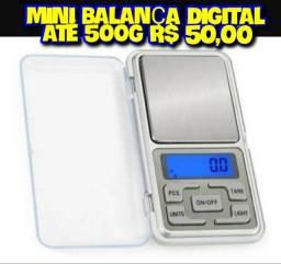 Título do anúncio: Mini balança digital até 500g