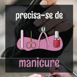 Título do anúncio: Vaga Manicure e Cabeleireiro (a)