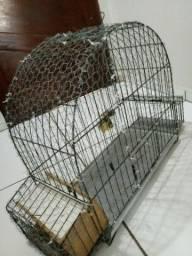 Título do anúncio: Gaiola para pássaro/periquito
