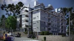 Título do anúncio: Apartamento duas suítes no centro de Canela, Residencial Monte D'Angelo!
