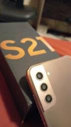 Samsung S21+ ( 1a  linha)