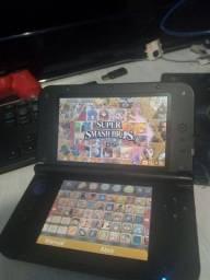 Título do anúncio: Nintendo 3ds xl desbloqueado
