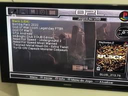 Título do anúncio: Pendrive 32 gb com jogos de ps1 e ps2