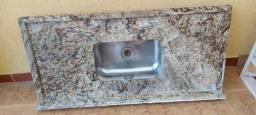 Título do anúncio: Pia de Cozinha em Granito 1,20 x 0,57cm