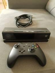 Controle xbox one e Kinect.