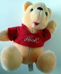 Urso Pooh (music) Original Disney Store Official 35 Cm.