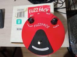 Pedal Guitarra Fuzzface Dunlop