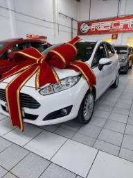 Título do anúncio: New Fiesta 1.6 aut Titanium 2017