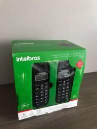 Telefone sem fio digital com ramal adicional