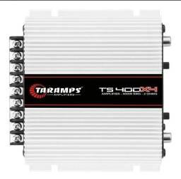 Título do anúncio: Módulo Amplificador Taramps Ts400 X4 2Ohms
