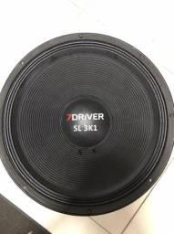 Vendo alto falante da 7driver