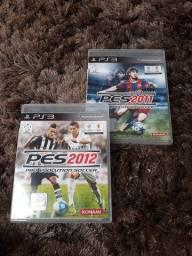 Jogos PS3 25 reais cada um