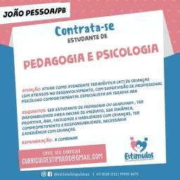 Título do anúncio: Atendente Terapêutica em João Pessoa/PB
