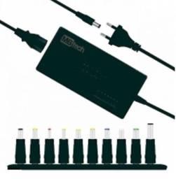 Título do anúncio: Carregador Fonte Notebook Residencial Universal 10 plugs
