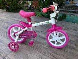 Bike cecizinha aro 12