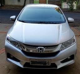 Honda City ELX 1.5 Muito Novo - 2015