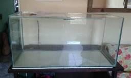 Aquario sem uso