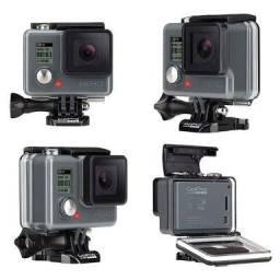 Câmera de Ação Gopro original com cartão de memória. NOVA!!