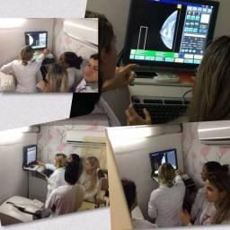 Unidade móvel de Mamografia - 2005
