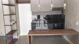 Apartamento para alugar com 1 dormitórios em Itaim bibi, São paulo cod:4431