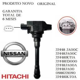 Bobina De Ignição Original Nissan Tiida Livina Sentra Versa 1.8 22448ja00c 224481KT1A