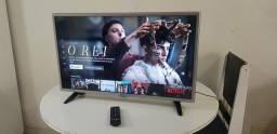 """Tv LG SMART 32"""" Polegadas - smartv - tv smart - aceito cartão até 12x"""