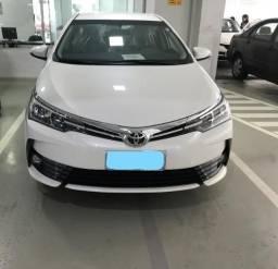 Corolla GLI Upper 1.8 16V - 2018/2018 - 16.000 KM - 2018
