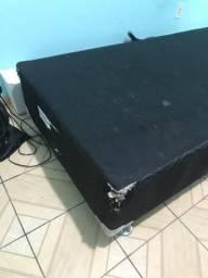 Cama Box de Solteiro Ortobom