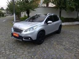 Peugeot Griffe Teto Panorâmico Impecavel - 2017