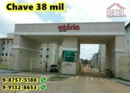 Vitoria São Luís Condomínio de apartamentos na Forquilha 38 mil