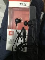 Fone de ouvido JBL T110