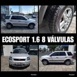 Ecosport 1.6 R$ 7.000 entrada + 48X via banco ( Ac moto de entrada ) - 2007