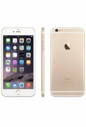 IPhone 6s Plus dourado 32g