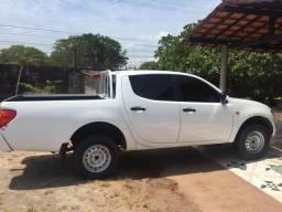 L200 Triton 2012 4X4 Diesel - 2012