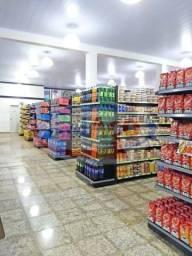 Gôndolas para Supermercados e Mercadinhos