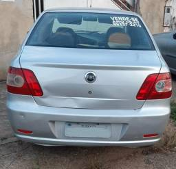 Vendo carro modelo Siena 2007, número para contato * / * - 2007