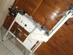 Máquina de fazer fraldas da compacta print