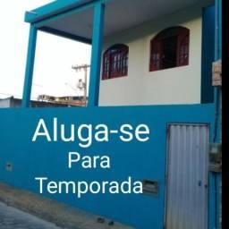 Aluga-se uma casa em Marataízes ES Para temporada