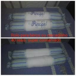 Rolinhos +bolsa +bico+toca +pentes