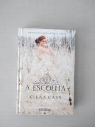 A Escolha de Kiera Cass Livro 3