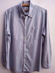 Camisa social LACOSTE. original