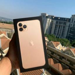 IPhone 11 pro Max Gold 256GB lacrado